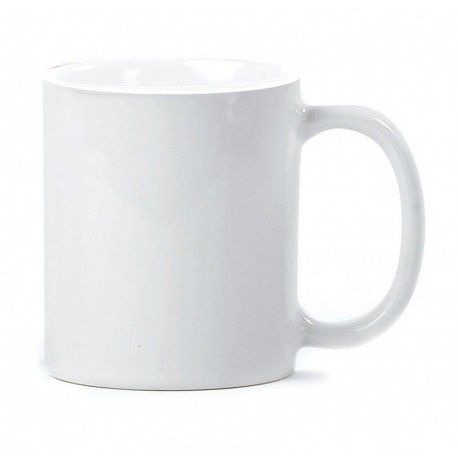 Taza Basic White